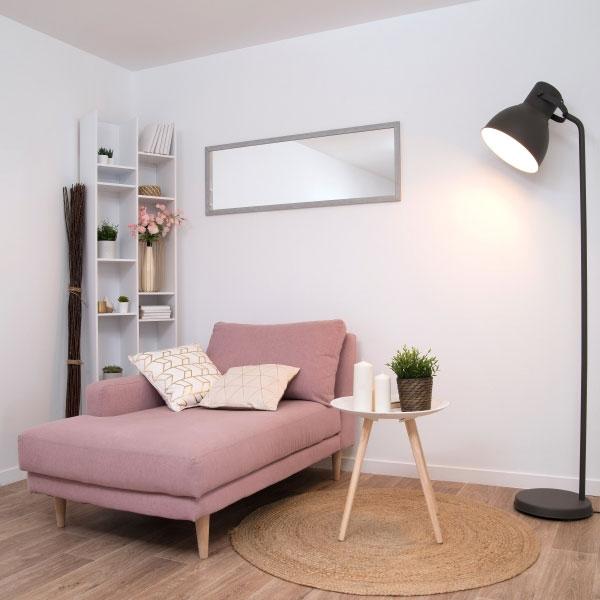 Bostik DIY France tutorial Hang a mirror with adhesive step 4