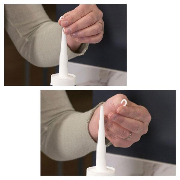 Bostik DIY Germany tutorial Restore the product step 2