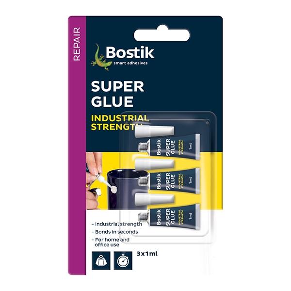Bostik DIY Hong Kong DIY Repair Super Glue Minis product image