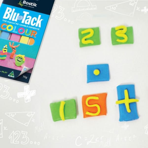 Bostik DIY Philippines tutorial Blu Tack Calculator banner