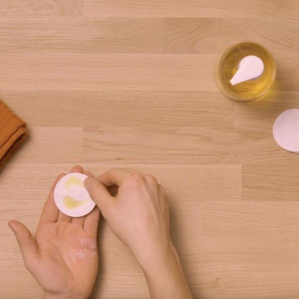 Bostik DIY United Kingdom how to remove super glue from skin step 5