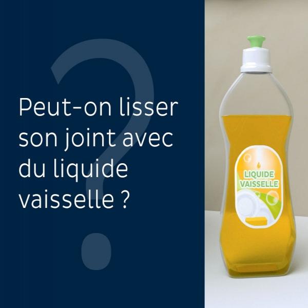 Bostik DIY France tutorial smoothing spray vs dishwashing soap teaser image