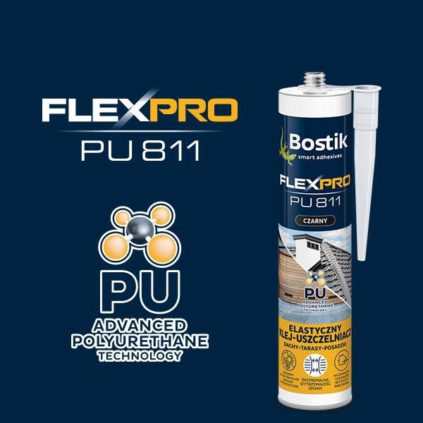 Bostik DIY Poland Flexpro range teaser