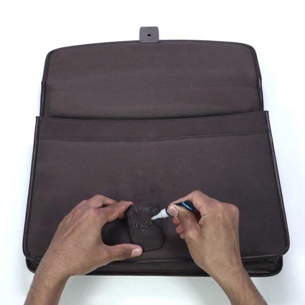 Bostik DIY Poland Ideas Inspiration Repair a Bag step 2