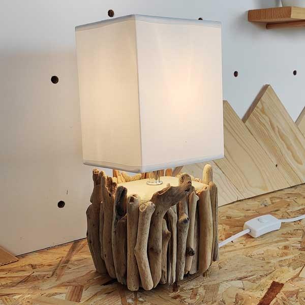 Bostik DIY Greece tutorial how to create a lamp step 6