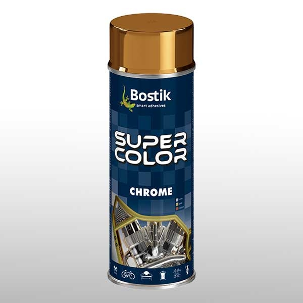 Bostik DIY Poland Super Color Chrome gold product image