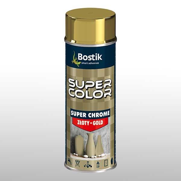 Bostik DIY Poland Super Color Super Chrome złoty product image