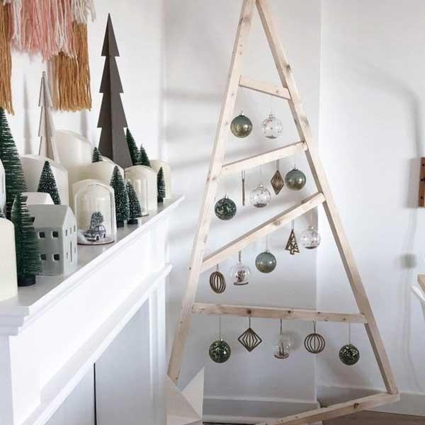 Bostik DIY Romania tutorial create a christmas tree step 11