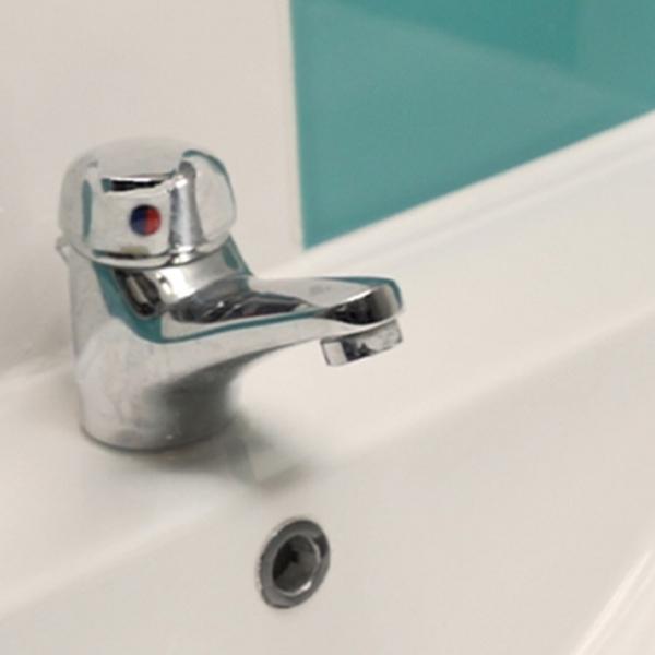 Bostik DIY France tutorial how to sea a sink teaser image image