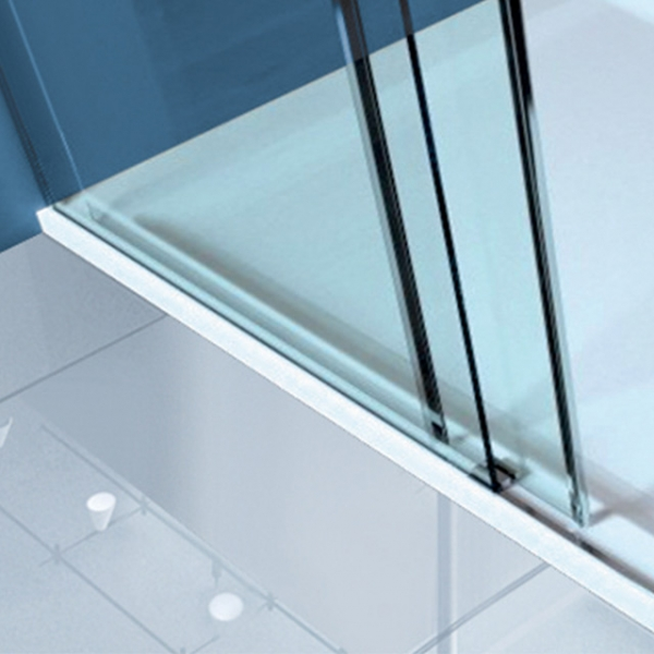 Bostik DIY Germany tutorial How to seal a shower teaser image