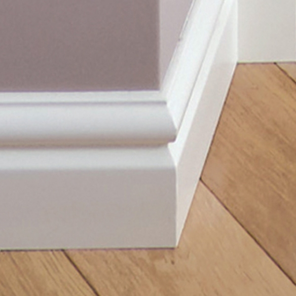 Bostik DIY Lithuania tutorial how to seal a skirting board teaser image