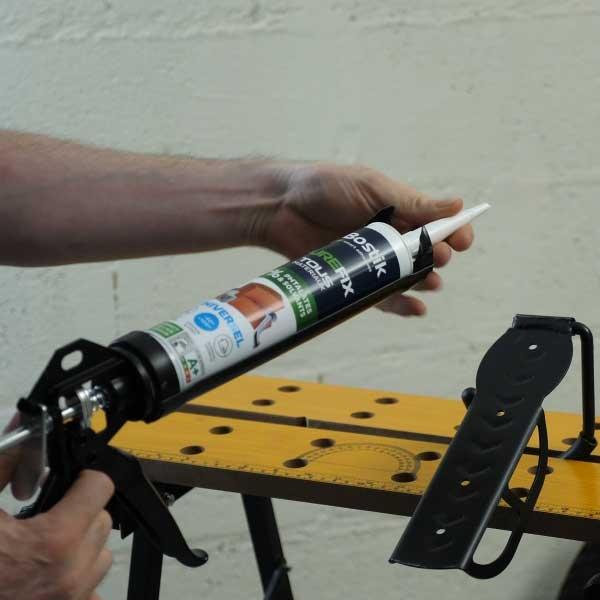 Bostik DIY Germany tutorial How to fix a bike step 1